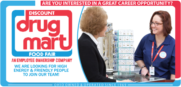 Career Opportunities Discount Drug Mart